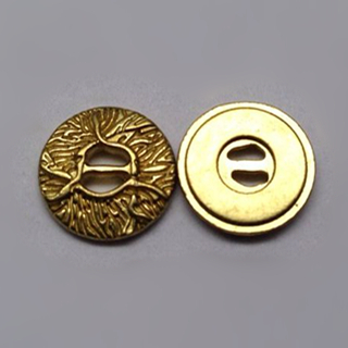 Sewing Button Gold Color