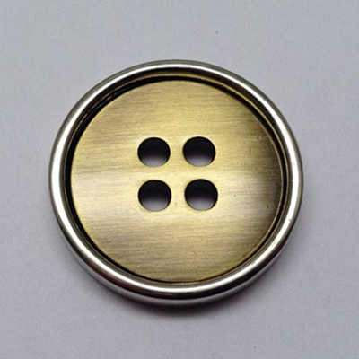 Sewing Button With 2 Holes