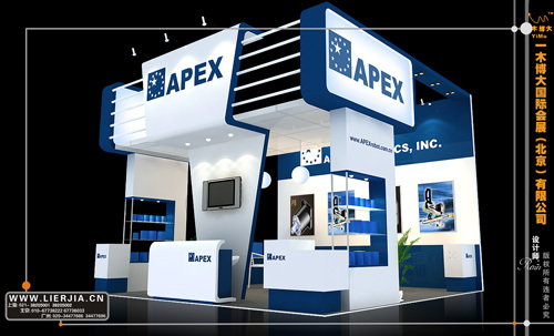 Shanghai Exhibition Booth Design And Construction
