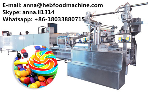 Shaped Lollipop Production Line