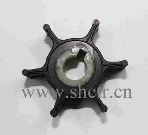 Shctr J 190 Rubber Outboard Impeller Used For Yamaha 646 44353 01 00 Oem No