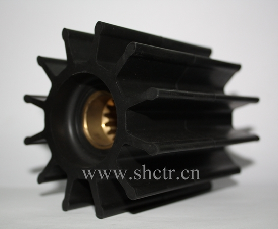 Shctr K 103 Rubber Flexible Impeller Sherwood Engine Cooling 1800k