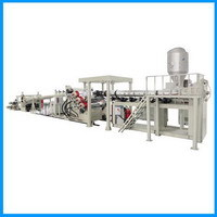 Sheet Production Line Pp Pe Extrusion Plastic Board Extruder