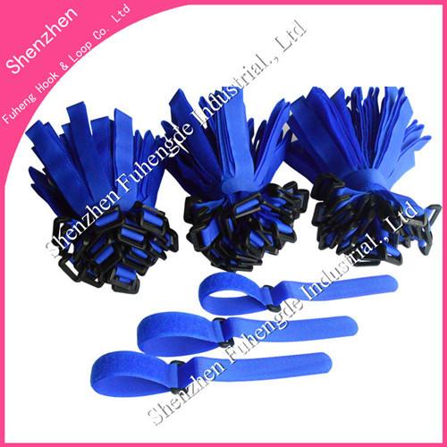 Shenzhen Manufacturer Supply Velcro Strap