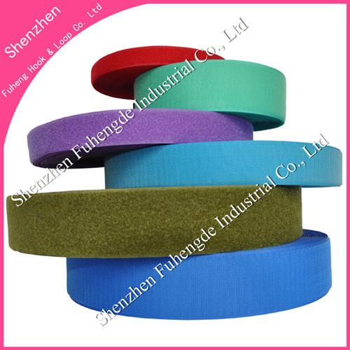 Shenzhen Manufacturer Supply Velcro Tape In Rolls Packing