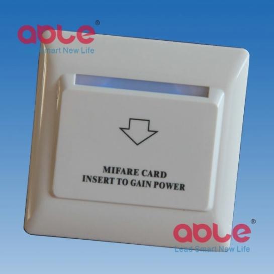Shenzhen Newest European Design Hotel Energy Saver Mifare Card Switch