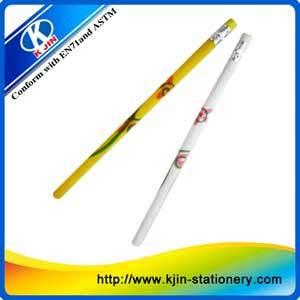 Shenzhen Wholesales Wood Pencil For School Supplies