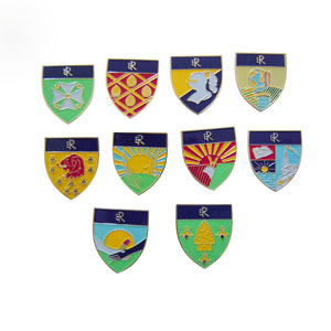 Shield Badges For Gifts Collection And Souvenir