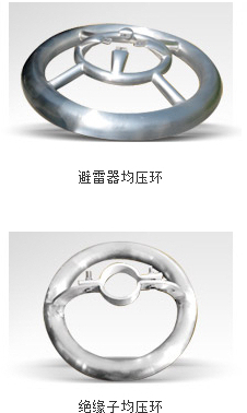 Shielding Ring Shield Electric Power Equipment Part