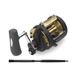 Shimano Tld 50iia Tlc59xhrsa 2 Speed Stand Up Combo