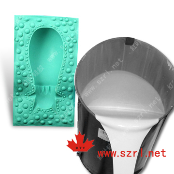 Shoe Mold Silicone Rubber Szrl Models 89948030