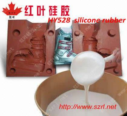 Shoe Mold Silicone Rubber