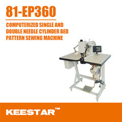 Shoe Upper Sewing Machine 81 Ep360