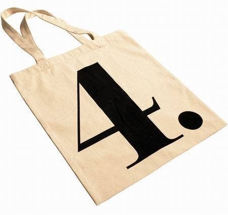 Shopping Bag Tote Canvas Promotional Bags