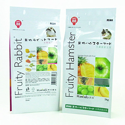 Side Gusset Pet Food Packing Pouches