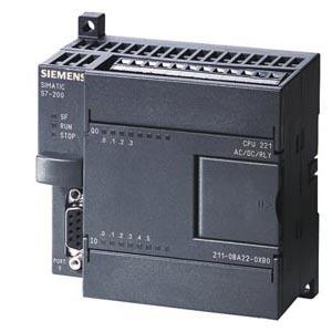 Siemens Plc S7 200 6es7211 0ba23 0xb0