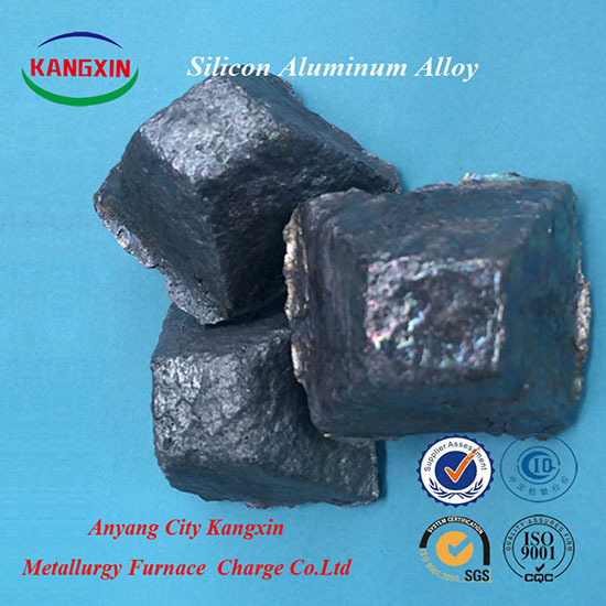Silicon Metal Used In The Aluminum Alloy Industry