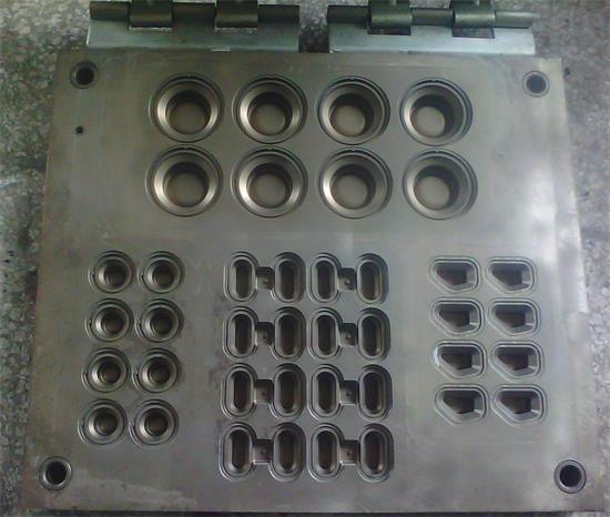 Silicone Rubber Compression Mould
