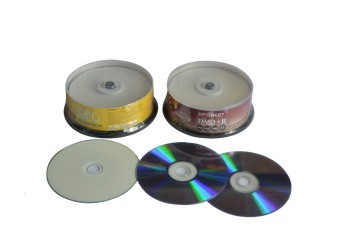 Silver Inkjet Printable Blank Dvd R 16x 4 7gb 120minutes Playing Time