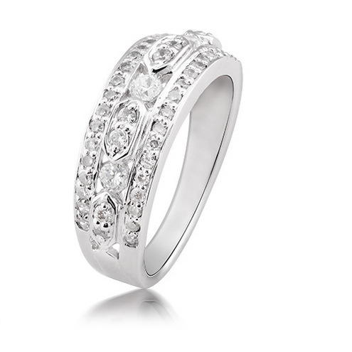 Silver Jewellery Ring