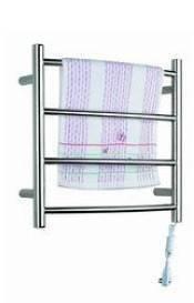 Simple Curved Heated Towel Rail