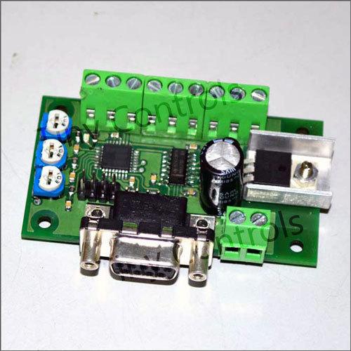 Single Axis Step Pulse Generator