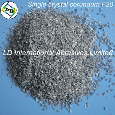 Single Crystal Corundum F54 F60