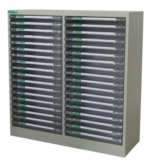 Single Data Processing Cabinet