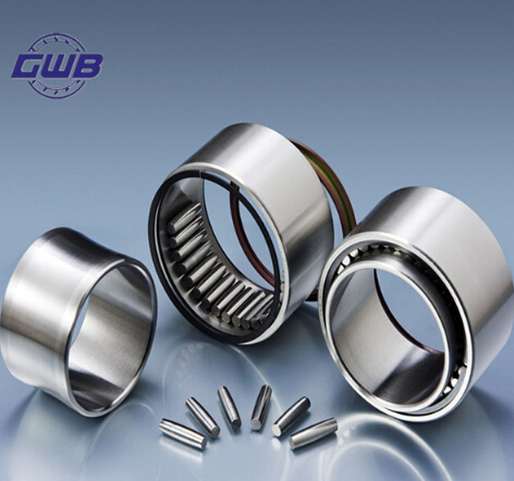 Single Double Row Nk Rna Nks Needle Roller Bearing For Texitile Machine