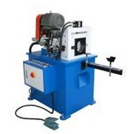 Single Ended Hydraulic Pressure Chamfering Machine