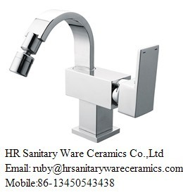 Single Lever Bidet Mixer Chrome