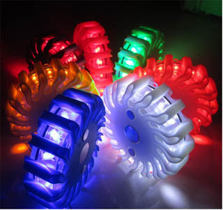 Single Pack Rechargeable Led Flares