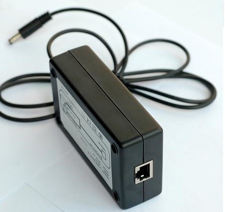 Single Port Poe Adapter Splitter 802 3af 5v 2a Or 12v 1a