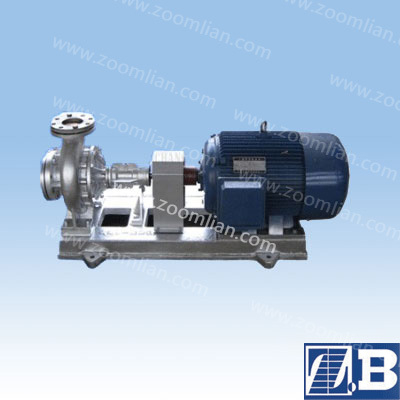 Single Stage Centrifugal Oil Pump