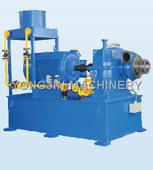 Single Stage High Speed Aeration Blower