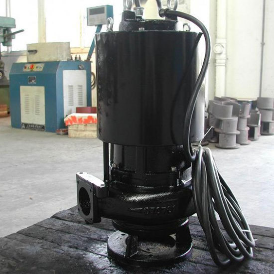 Single Vance Impeller Sewage Pump