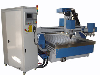 Sino Atc Stone Cnc Router For Engraving Cutting With Auto Change