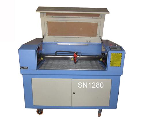 Sino Laser Engraving Cutting Machine For Wood Acrylic Sn1280