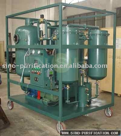 Sino Nsh Turbine Oil Purifying Mchineoil Recycling Plant