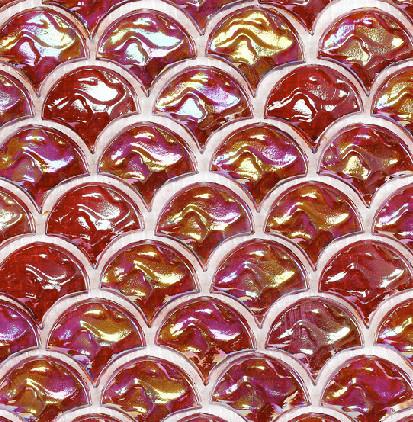 Sinocheer Bathroom Mosaic Tiles