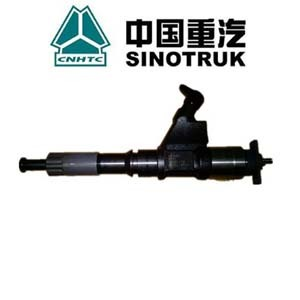 Sinotruk Howo Truck Engine Parts Fuel Injector