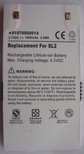 Sirius Stiletto Sl2 Battery Ae737173025076