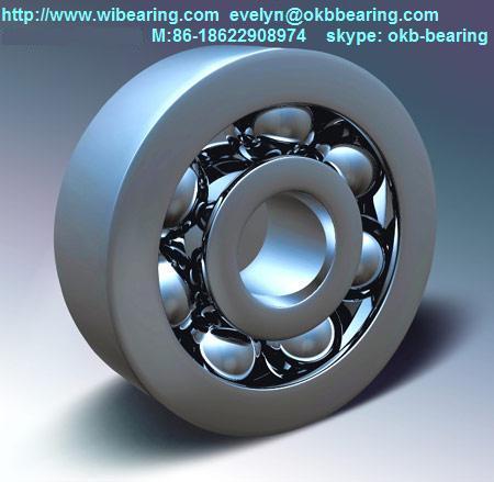 Skf 6018 Deep Groove Ball Bearing 90x140x24 Ntn