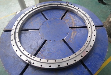 Slewing Bearing For Lorry Mounted Crane