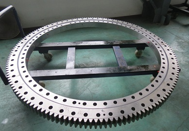 Slewing Bearing For Port Crane