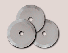 Slicing Processing Blades In Food Industry
