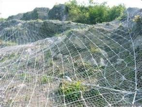 Slope Protection Steel Wire Mesh Using The Latest Cutting Edge Technology O