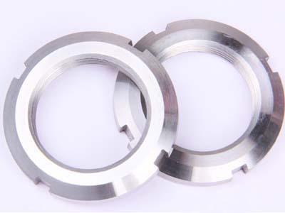 Slotted Locknut In Various Sizes