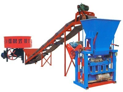 Small Block Making Machine Qmj4 35