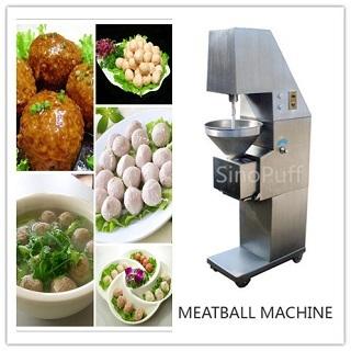 Small Meatball Machinery